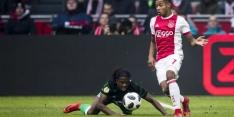 'Lichtpuntje' Malacia tevreden met eigen spel, niet met resultaat