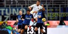 Internazionale en Roma schieten weinig op met remise