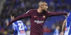 FC Barcelona laat Rafinha naar Internazionale vertrekken