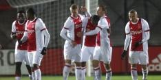 Jong Ajax pakt ondanks comeback Cambuur drie punten