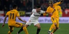 Wereldgoal Griezmann helpt Atlético niet tegen Sevilla