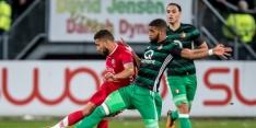 Feyenoord niet langs FC Utrecht bij rentree Van Persie