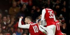 Arsenal bereikt finale League Cup na zege op Chelsea