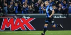Vormer helpt Club Brugge opnieuw aan overwinning
