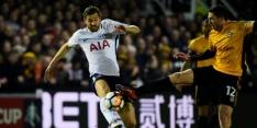 Kane voorkomt totale blamage Tottenham in FA Cup