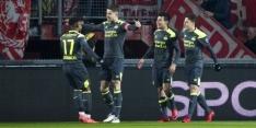 PSV wint voor de tweede week op rij moeizaam in Overijssel