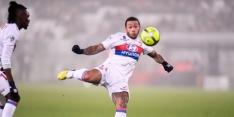 Euforie bij Lyon verdwenen na nederlaag in Bordeaux