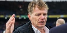 Groenendijk denkt niet aan 'Europa', Vitesse ook met Beerens