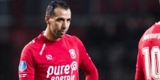"""El Hamdaoui duikt op bij club Sneijder: """"Het is even afwachten"""""""