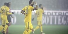 Juventus dankzij Buffon en Higuaín op weg naar finale