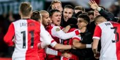 Feyenoord troeft in eigen huis PSV af in heerlijk bekerduel
