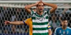 Sporting wint van Guimarães maar ziet Dost uitvallen