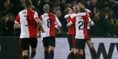 Feyenoord begint ongewijzigd aan wedstrijd tegen VVV