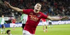 """Idrissi ambitieus bij AZ: """"In de top-3 eindigen of bekerwinst"""""""