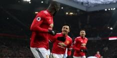 Eerste treffer Sánchez bij zakelijke overwinning United