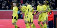 El Ghazi met Lille onderuit tegen koploper PSG