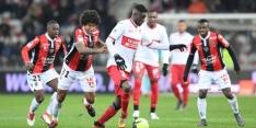 OGC Nice onderuit tegen laagvlieger Toulouse