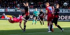 FC Utrecht en De Jong delen ook met Excelsior de punten