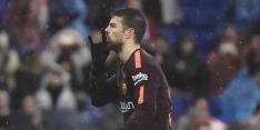 """Piqué is klaar met de media: """"Het is elke keer mijn schuld"""""""