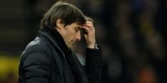 """Uitgeschakelde Conte woest: """"Denk na voor je een vraag stelt"""""""