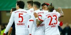 DFB Pokal: Robben maakt er twee, veerkracht Leverkusen