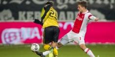 Roda JC-middenvelder Milts tekent contract voor twee seizoenen