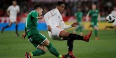 Buitenland: Sevilla naar bekerfinale, Porto klopt Sporting
