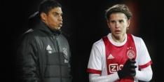 Ajax verlengt het contract van talent Jensen met drie jaar
