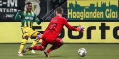Eén moment Becker genoeg voor ADO-winst tegen Vitesse