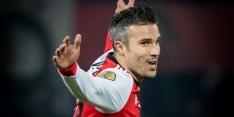 """Jones looft Van Persie: """"Hij is de Gerrard van Feyenoord"""""""