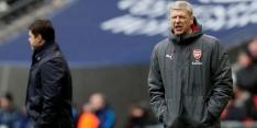 """Wenger geeft toe: """"Focus nu volledig op Europa League"""""""