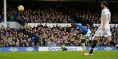 Everton wint ruim van Palace, nog geen debuut Locadia