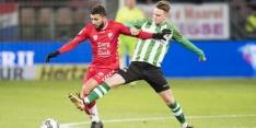 Labyad start niet tegen Vitesse, Klich ook niet in actie