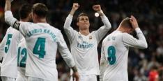 Real Madrid tankt vertrouwen met ruime zege op Sociedad