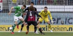 Excelsior pakt na afgekeurde goal slechts punt tegen NAC