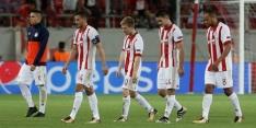 """Olympiakos stuurt selectie weg: """"Ga maar op vakantie"""""""