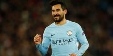 Manchester City verlengt aflopende contract van Gündogan