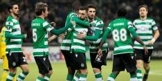 Zonder Dost wint negental Sporting laat van Moreirense