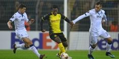 Batshuayi bezorgt Dortmund late zege, AC Milan wint simpel