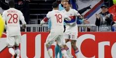 Atlético sloopt Kopenhagen, wereldgoal Memphis helpt Lyon