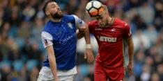 'Nederlands' Swansea krijgt ploeg Luhukay niet op de knieën
