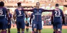 PSG herstelt zich van CL-nederlaag met ruime zege