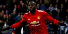 United dankzij goals Lukaku naar laatste acht FA Cup