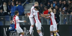 Spoorboekje: Ajax en Feyenoord in actie, nieuwe hekkensluiter?
