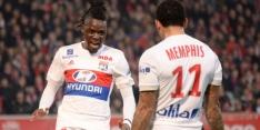 Memphis laat hoofdrol aan Bertrand Traoré bij zege van Lyon