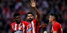 Atlético met Diego Costa, Mkhitaryan op de bank bij Arsenal