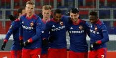 CSKA Moskou naar achtste finale EL na zege op Rode Ster
