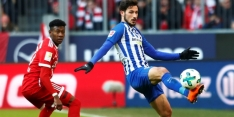 Hertha BSC maakt einde aan zegereeks Bayern München
