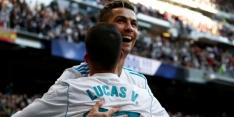 Real Madrid haalt thuis uit tegen Deportivo Alavés