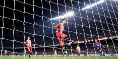 Barça ondanks vroege tegengoal ruim langs streekgenoot